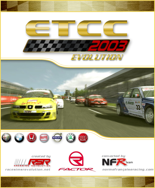 Visit ETCC 2003 Mod Official Website